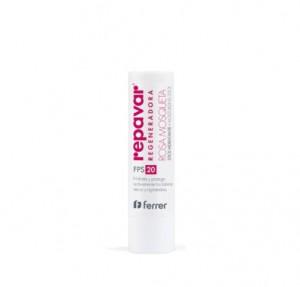Repavar® Regeneradora Stick Labial SPF20, 4 gr. - Ferrer