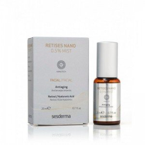 Retises Nano 0.50% Mist, 20 ml. - Sesderma