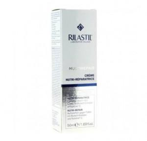 Rilastil Multirepair Crema Nutri- Reparadora, 50 ml. - Cumlaude