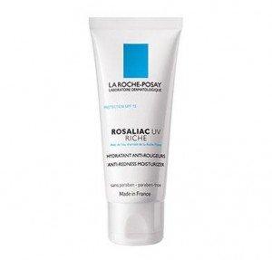 Rosaliac Rica UV Rica Rojeces Piel Seca 40 ml. - La Roche Posay