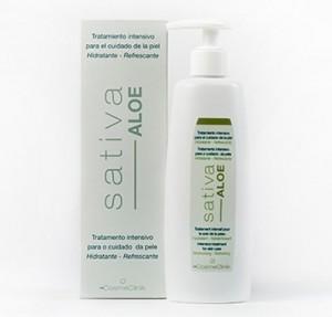 Sativa ALOE, 250 ml. - Cosmeclinik