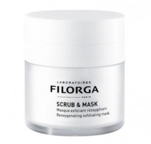 SCRUB & MASK Mascarilla Exfoliante Renovadora, 55 ml. - Filorga