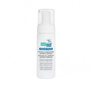 Sebamed Clear Face Espuma Limpiadora, 150 ml. - LETIPharma