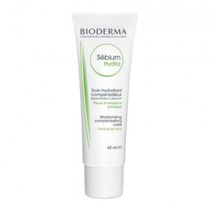 Sebium Hydra, 40 ml. - Bioderma