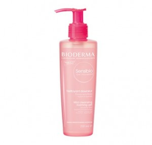Sensibio Gel Moussant, 200 ml. - Bioderma
