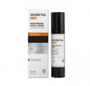 Sesderma Men Loción Facial Hidratante, 50 ml. - Sesderma