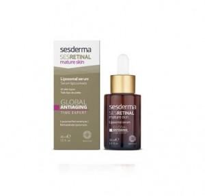 SESRETINAL Mature Skin Liposomal Serum, 30 ml. - Sesderma