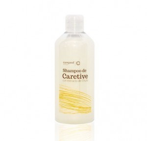 Champú Caretive Extracto de chufa, 500 ml. - Careprof