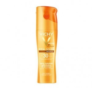 Idéal Soleil Spray Corporal Bronze SPF 30, 200 ml.- Vichy