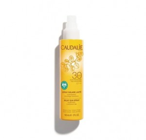 Spray Solar Lácteo SPF 30, 150 ml. - Caudalie