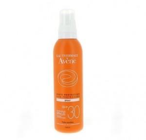 Spray Solar SPF 30, 200 ml. - Avene