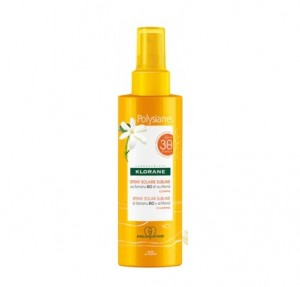Spray Solar Sublime SPF 30 al Monoi y Tamanu Bio, 200 ml. - Polysianes