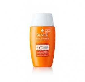 Sun System Fluido Comfort Baby SPF 50+, 50 ml. - Rilastil