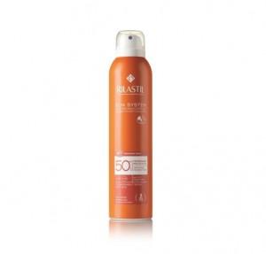 Sun System Spray Trasparente  SPF50+,  200 ml. - Rilastil