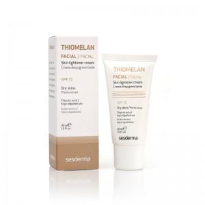 Thiomelan Crema Despigmentante SPF 15, 30 ml. - Sesderma