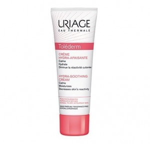 Toléderm Crema Hydra Apaisante, 50 ml. - Uriage