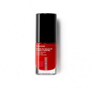 Toleriane Silicium Laca de Uñas, Color 24 Rouge Par. - La Roche Posay