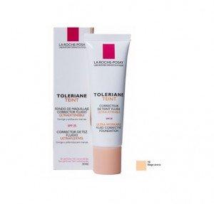 Toleriane Teint SPF25 Fluido Corrector nº13, 30 ml. - La Roche Posay