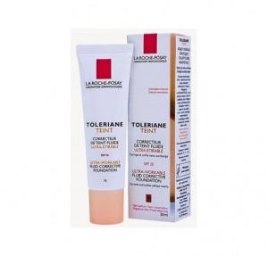 Toleriane Teint SPF25 Fluido Corrector nº15, 30 ml. - La Roche Posay