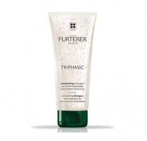 Triphasic Champú Estimulante con Aceites Esenciales, 200 ml. - René Furterer