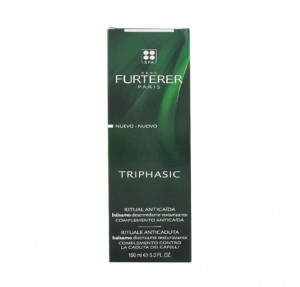 Triphasic Bálsamo Desenredante Texturizante, 150 ml. - René Furterer