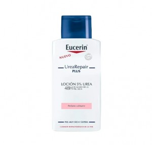 UreaRepair Plus Loción 5% Urea, 250 ml. - Eucerin