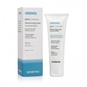 Uremol Crema Hidratante y Reparadora, 75 ml. - Sesderma