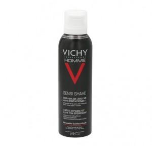 Vichy Homme Espuma de Afeitar, 200 ml. - Vichy