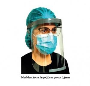 Visera de Protección. - THR Medical Products