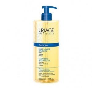 Xémose Aceite Limpiador Para Ducha Y Baño, 500 ml. - Uriage