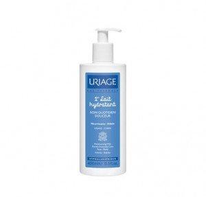 1er Lait Hidratant, 400 ml. - Uriage