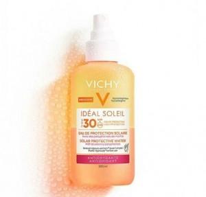 Agua de Protección Solar Antioxidante SPF 30, 200 ml. - Vichy