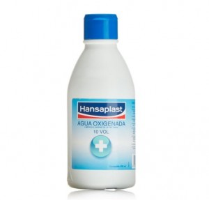 Agua Oxigenada,250 ml. - Hansaplast