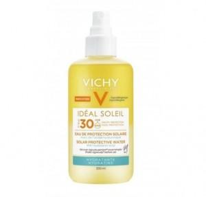 Agua Protección  Solar Hidratante SPF 30, 200 ml. - Vichy
