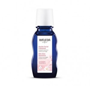 Almendra Aceite Facial Calmante, 50 ml. - Weleda