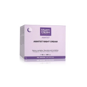 Amastist Night Cream, 50 ml.- Martiderm