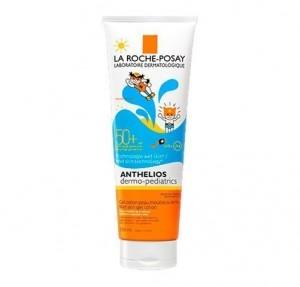 Anthelios Dermo-Pediatrics Gel Loción Piel Húmeda Spf50+, 250 ml. - La Roche Posay