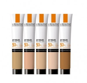 Anthelios Mineral One Crema-Solar de Día con Color Brown, 30 ml. - La Roche