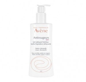 Antirojeces Clean Leche Limpiadora Refrescante, 400 ml. - Avene