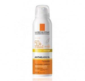 Anthelios SPF 50+ Bruma invisible Ultra Ligera, 200 ml. - La Roche Posay