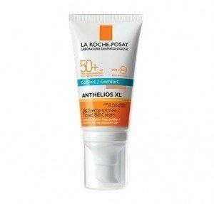 Anthelios XL SPF 50+ Crema BB Confort con color , 50 ml. - La Roche Posay