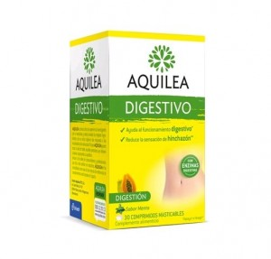 Aquilea Digestivo, 30 comp. - Aquilea Uriach