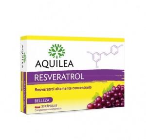 Aquilea Resveratrol, 30 Cápsulas. - Aquilea Uriach