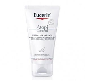 AtopiControl Crema de Manos, 75 ml. - Eucerin