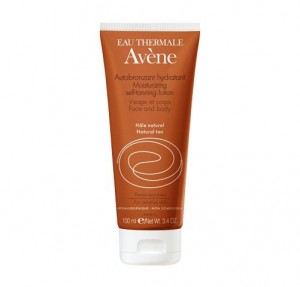 Autobronceadora hidratante, 100 ml. - Avene