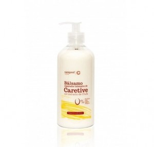 Bálsamo Reparador Intensivo Caretive con Extracto de chufa, 500 ml. - Careprof
