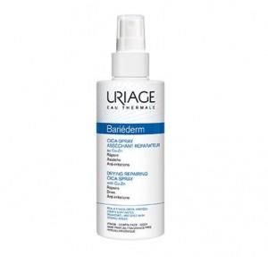 Bariéderm Cica Spray Secante con Cu-Zn, 100ml. - Uriage