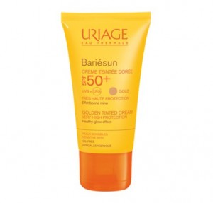 Bariésun Crema ColorDoree SPF50+, 50 ml. - Uriage