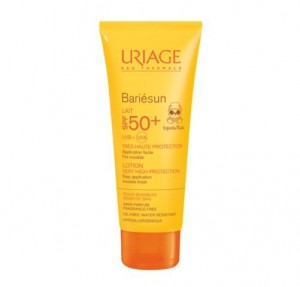 Bariésun Leche Niños SPF50+, 100 ml. - Uriage