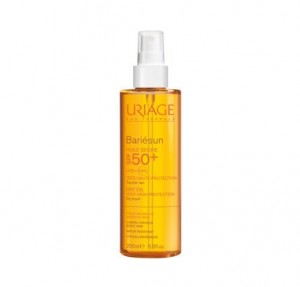 Bariésun Aceite Seco SPF50+ Spray, 200 ml. - Uriage